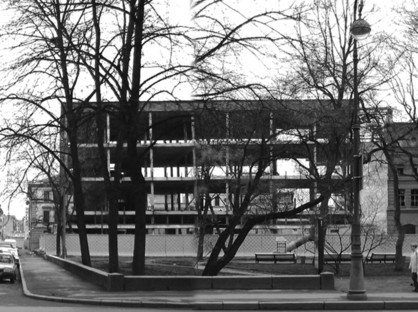 Exposition Tchoban Voss Architekten: Re-Use – à l'Aedes Architecture Forum de Berlin