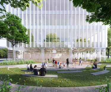 Piuarch dessine le nouveau siège de Snam à Milan