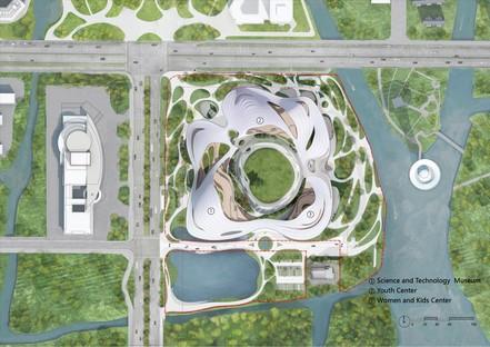 MAD présente le projet du Jiaxing Civic Center