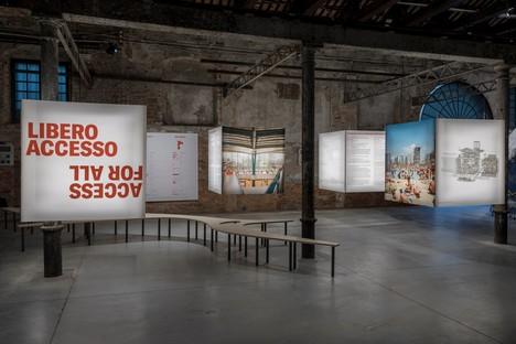 La 17e Exposition Internationale d'Architecture How will we live together? Biennale de Venise a été inaugurée