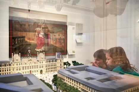 Snøhetta et Chatillon Architectes Musée Carnavalet de Paris