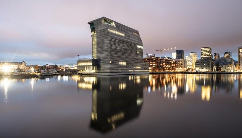 estudio Herreros Munch Museum Oslo ouverture à venir