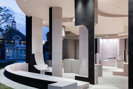 Inauguration du Serpentine Pavilion 2021 imaginé par Counterspace