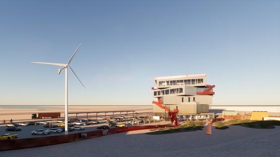 Le nouveau projet de MVRDV pour le port de Rotterdam