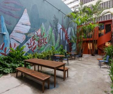 Superlimão: siège social de Canary, São Paolo Brésil