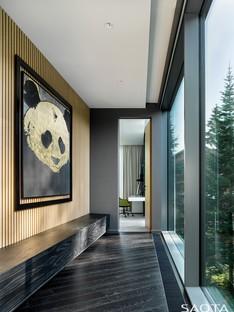 SAOTA Silver Pine une maison au cœur de la pinède à Moscou
