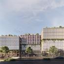 ADEPT pour le Wandsbek de Hambourg un bâtiment en bois CLT