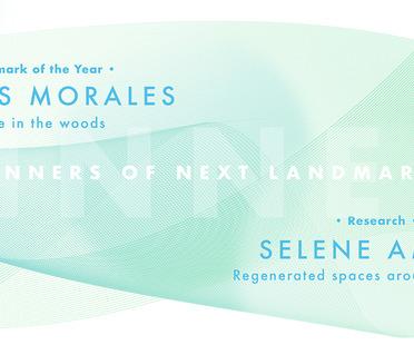 Les lauréats de Next Landmark International AWARD 2021