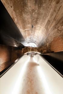Stefano Boeri Architetti conçoit la nouvelle entrée de la Domus Aurea