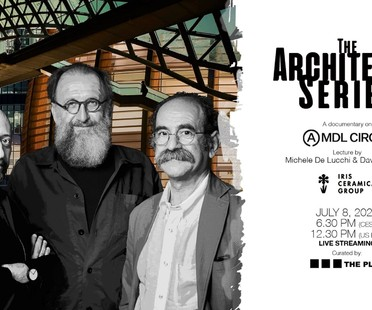 Michele De Lucchi et Davide Angeli pour The Architects Series - A documentary on: AMDL CIRCLE