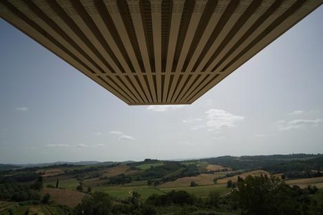 MC A - Mario Cucinella Architects Palazzo Senza Tempo à Peccioli