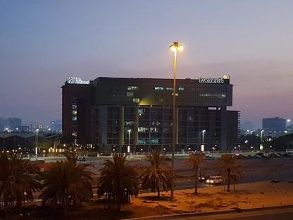 nEmoGruppo et les intérieurs de The National Abou Dhabi