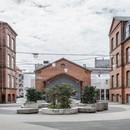 EFFEKT Architects un foyer pour Amager Bio et ZeBU theater Copenhague