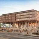 Exposition Arbre à Palabres Kéré Architecture Aedes Architecture Forum Berlin