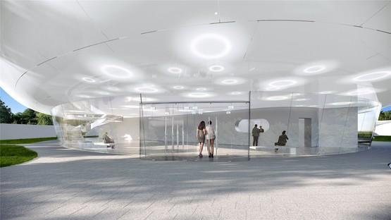 MAD présente le projet du Cloud Center pour la communauté artistique d'Aranya