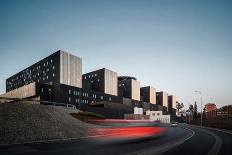 Les finalistes du World Building of the Year et du Landscape of the Year 2021