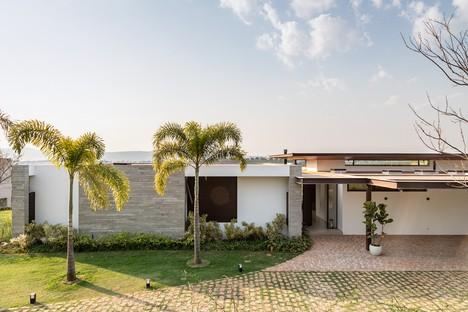 Gilda Meirelles Arquitetura: MG House, une maison contemporaine au cœur d'une zone rurale