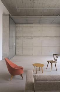 Philipp von Matt Architects entre architecture et art O12 – Artist House à Berlin