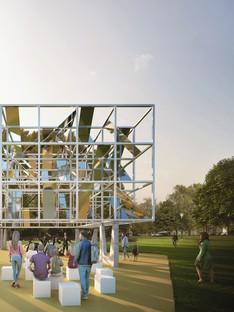 MAP Studio MPavilion 2021 un pavillon temporaire pour Melbourne