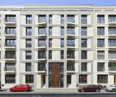 Tchoban Voss Architekten Embassy habiter près du Köllnischer Park Berlin