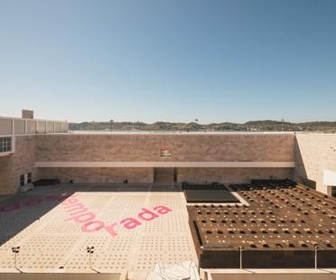 Bak Gordon Arquitectos Architecture éphémère pour le Centre culturel de Belém Lisbonne