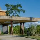 Stemmer Rodrigues Arquitetura Ananda House une maison pour le yoga