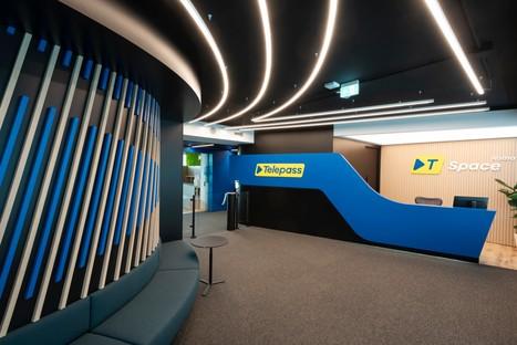 DEGW de Lombardini22 nouveaux bureaux et sièges sociaux pour Metro et Telepass
