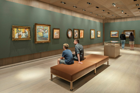 Snøhetta Agrandissement et Paysage pour l'Ordrupgaard Museum