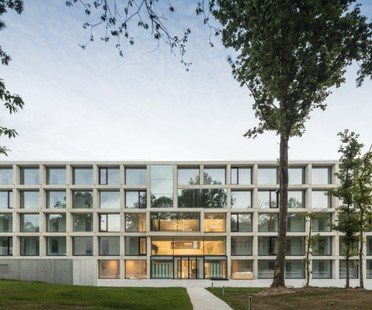 Architecture et film MINUTES de KAAN Architecten