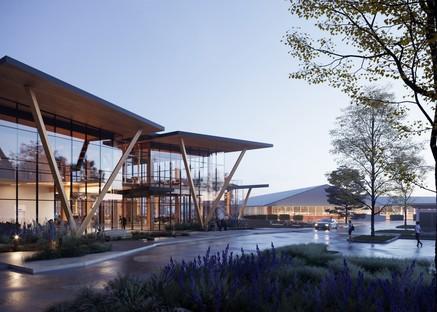Form4 Architecture Verdant Sanctuary dans la Silicon Valley à Palo Alto