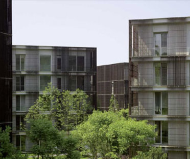 Ninetree Village, Hangzhou (Chine) de David Chipperfield Architects' remporte le Leaf Award