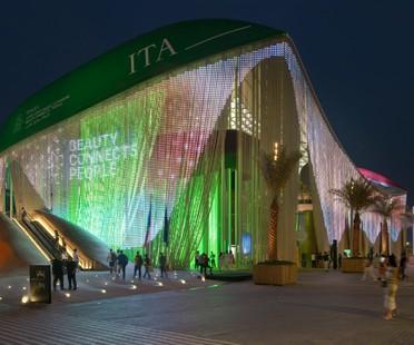 Architecture en mouvement le Pavillon Italie à l'Expo 2020 Dubaï