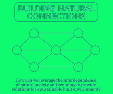 Floornature, partenaire média unique de l'événement « BUILDING NATURAL CONNECTIONS »