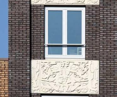 Façades iconographiques de Studio Job, Amsterdam