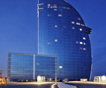 Hôtel W Barcelona de Bofill - Espagne