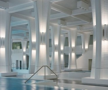 Tamina Thermal Baths, Suisse