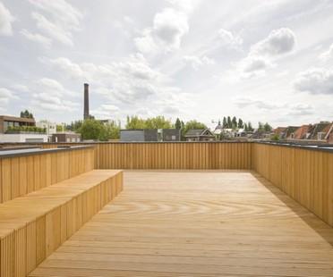 Pasel Kuenzel maison V21K01, Pays-Bas