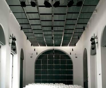 Alvisi Kirimoto Théâtre de l'Académie des Beaux-Arts de Naples