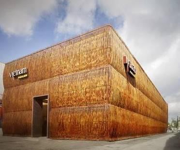 Bamboo Pavilion – architecture durable et Shanghai 2010