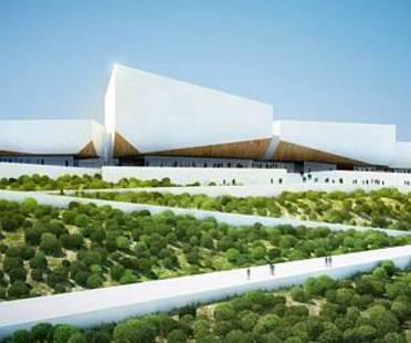 Larsen remporte le concours d'architecture au Nigeria