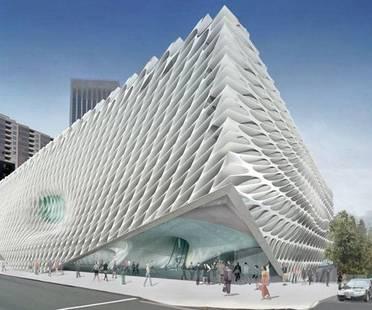 Nouveau musée d'art contemporain à Los Angeles