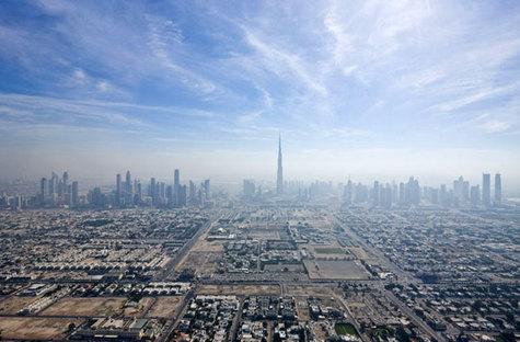 Som, Burj Khalifa, Dubaï @ Iwan Baan