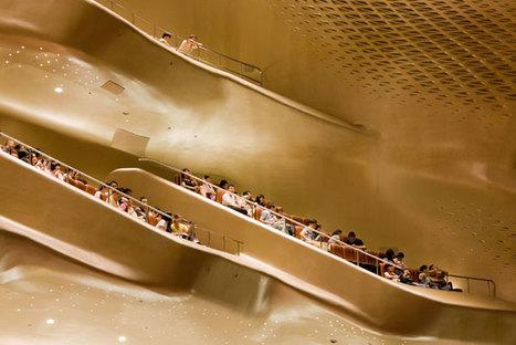 Zaha Hadid, Opera Guangzhou, Chine @ Iwan Baan