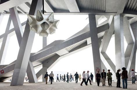Herzog et de Meuron, Beijing National Stadium, Chine @ Iwan Baan