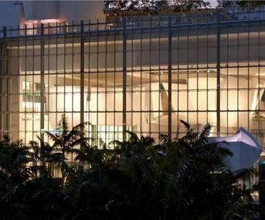 Le New World Centre de Frank Gehry vient d'être inauguré