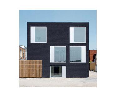 Pasel Kuenzel, Black Diamant maison V35K18, Pays-Bas