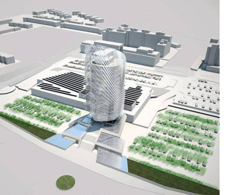 Marco visconti architecture ecologique pour bureaux for Architecture ecologique