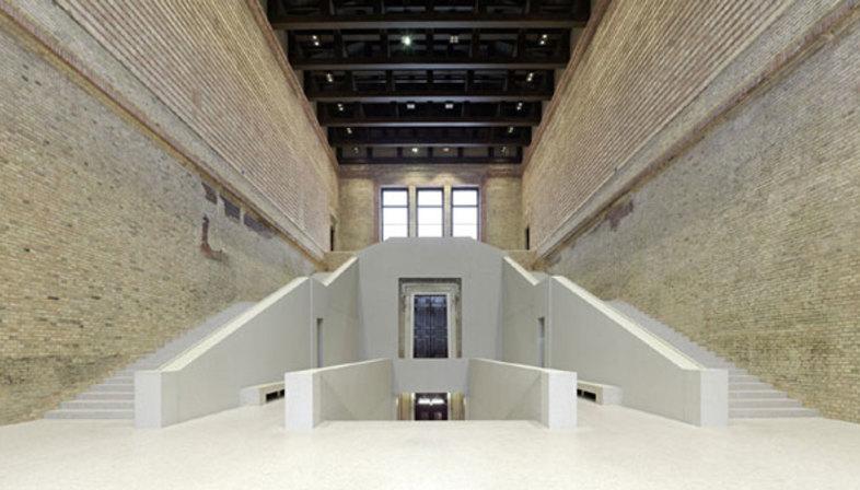 Le prix Mies Van der Rohe a été décerné à David Chipperfield