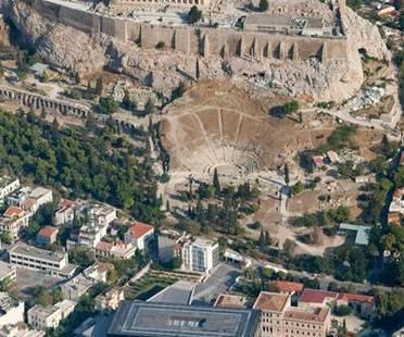 Bernard Tschumi, musée de l'Acropole d'Athènes