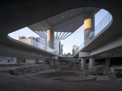 BERNARD TSCHUMI MUSÉE DE L'ACROPOLE D'ATHÈNES